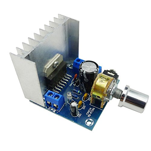 TDA7297 デジタル ステレオ オーディオ アンプ デュアル チャンネル アンプモジュール 15W + 15W 12V Lifepartner