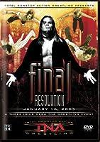 Tna Wrestling: Final Resolution 2005 [DVD] [Import]