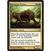 Magic: the Gathering - Sprouting Thrinax (219/356) - Commander 2013 by Wizards of the Coast [並行輸入品]