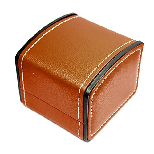 [해외]YideaHome 시계 상자 시계 수납 시계 PU 가죽 케이스 수납 박스 3 색/YideaHome watch box wristwatch storage watch PU leather case storage box all three colors