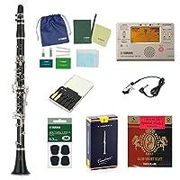 YAMAHA ヤマハ クラリネット YCL-450 管楽器担当のおすすめ初心者セット B