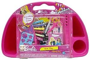 Tara Toy Barbie(バービー) Sit N Play Tray ドール 人形 フィギュア(並行輸入)