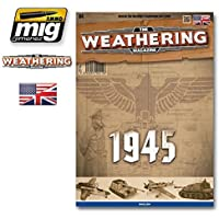 AmmoのMig Jimenez The Weathering Magazine Issue 11 -1945 # 4510