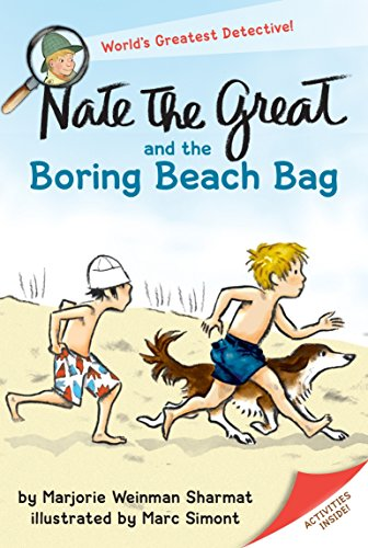 Nate the Great and the Boring Beach Bagの詳細を見る
