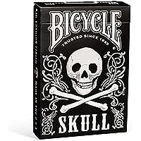BICYCLE (バイスクル) トランプ SKULL スカル