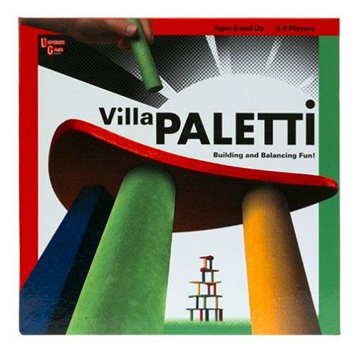 ヴィラ・パレッティ (Villa Paletti) ボードゲーム