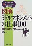 図解 ミドルマネジメントの仕事100―現状を打破し、新たな価値を創出する「活創型ミドル」への新・行動原則 (オフィスワークの効・活・創Books)