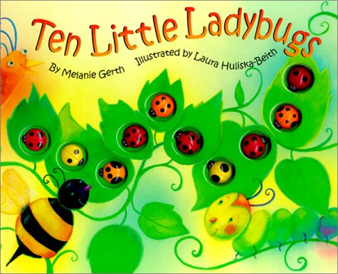 Ten Little Ladybugsの詳細を見る