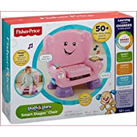 Fisher Price Smart Stages Laugh & Learn Chair Pink [並行輸入品]
