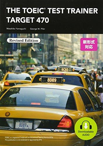 TOEIC Test Trainer Target 470 Revised Edition Stud...