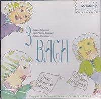 Overture B Minor / Bassoon Cto E Flat / Flute Cto by J.S. Bach
