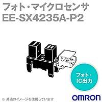 オムロン(OMRON) EE-SX4235A-P2 フォト・マイクロセンサ (透過形) (フォト・IC出力タイプ) NN