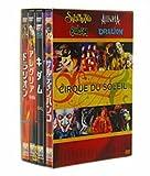 シルク・ドゥ・ソレイユBOX [DVD]