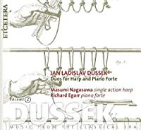 Duos for Harp & Piano Vol. 2