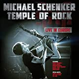 Michael Schenker Temple Of Rock: Live in Europe (Blu-Ray+DVD+2CD)