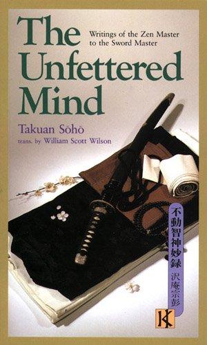 英文版 不動智神妙録 - The Unfettered Mind