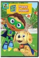 Super Why: Puppy Power [DVD] [Import]