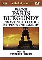 Musical Journey: Paris Burgundy Provence Loire [DVD] [Import]