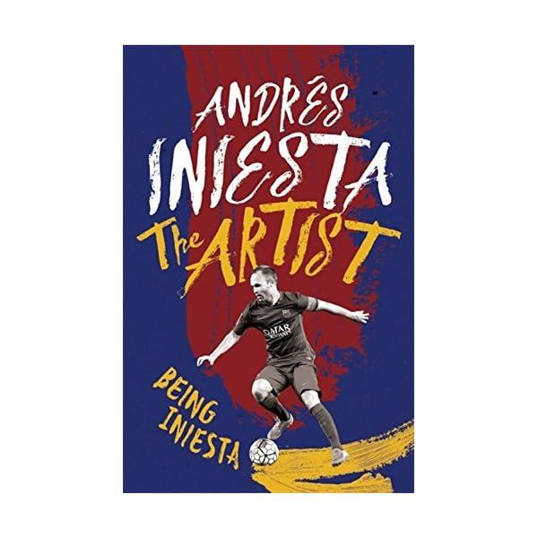 The Artist: Being Iniestaの商品画像