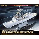 1/350 USS ルーベン ジェームス FFG-57 限定版