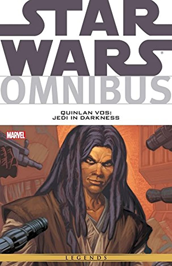 弾丸革新ラリーStar Wars Omnibus: Quinlan Vos: Jedi in Darkness (Star Wars: The Clone Wars) (English Edition)