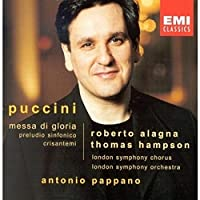 Messa Di Gloria / Preludio Sinfonico / Crisantemi