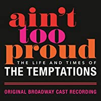 Ain't Too Proud: The Life and Times of the Temptations (Original Broadway Cast Recording) [Analog]