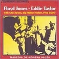 Masters Of Modern Blues by Big Walter Horton/Eddie Taylor/Floyd Jones/Fred Below/Otis Sp (1994-07-26)