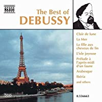 Best Of Debussy by DEBUSSY (1994-02-15)