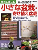 作って楽しむ小さな盆栽・寄せ植え盆栽―仕立て方、寄せ植えの手順がひと目でわかる