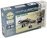 セマー 1/72 ホーカー ハリケーンMk.IIC戦闘機ハイテクエッチング付 プラモデル SME72882