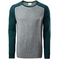 Kathmandu KMDMerino Men Crew Knit Warm Soft Lightweight Breathable Warm Pullover Men's