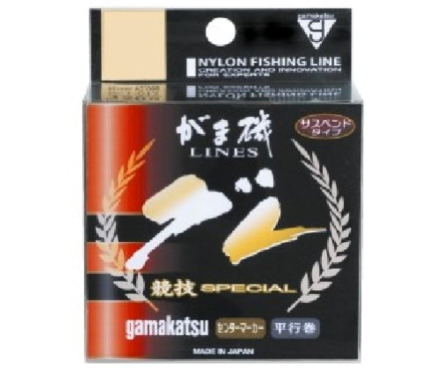 ホース落胆するミトンがまかつ(Gamakatsu) ガマ磯ラインズ グレ競技スペシャル L012 2 150M
