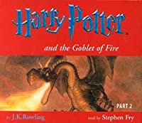 Harry Potter and the Goblet of Fire (Cover to Cover): Part 2 (9 CD Set)