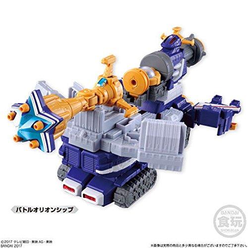 ミニプラ 宇宙戦隊キュウレンジャー キュータマ合体シリーズ06 オリオンバトラー セット 専用箱付きセット(6種類×1BOX)