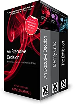 An Executive Decision Trilogy Box Set by [Marshall, Grace]