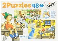 2Puzzles–Pinocchio andガリバー