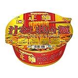 マルちゃん 正麺カップ汁なし担々麺 132g×12個入り (1ケース)