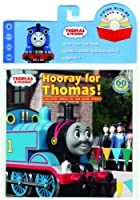 Hooray for Thomas! Book & CD (Thomas & Friends) (Book and CD)