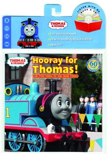 Penguin Random House『Hooray for Thomas! (Book and CD)』