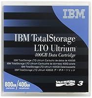 IBM 24R1922 Ultrium LTO-3 Cartridge, 400GB, Slate Blue Case [並行輸入品]