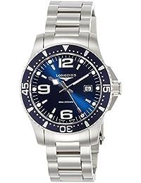 [ロンジン]LONGINES 腕時計 ハイドロコンクエスト クォーツ L3.730.4.96.6 メンズ 【正規輸入品】