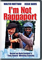 I'M NOT A RAPPAPORT