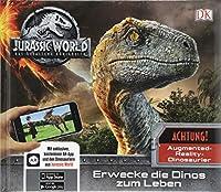 Jurassic World: Das gefallene Koenigreich. Erwecke die Dinos zum Leben: Augmented-Reality-Dinosaurier. Mit exklusiver, kostenloser AR-App und den Dinosauriern aus Jurassic World