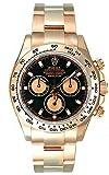 [ロレックス] ROLEX 腕時計 デイトナ 116505 ブラック メンズ [並行輸入品]
