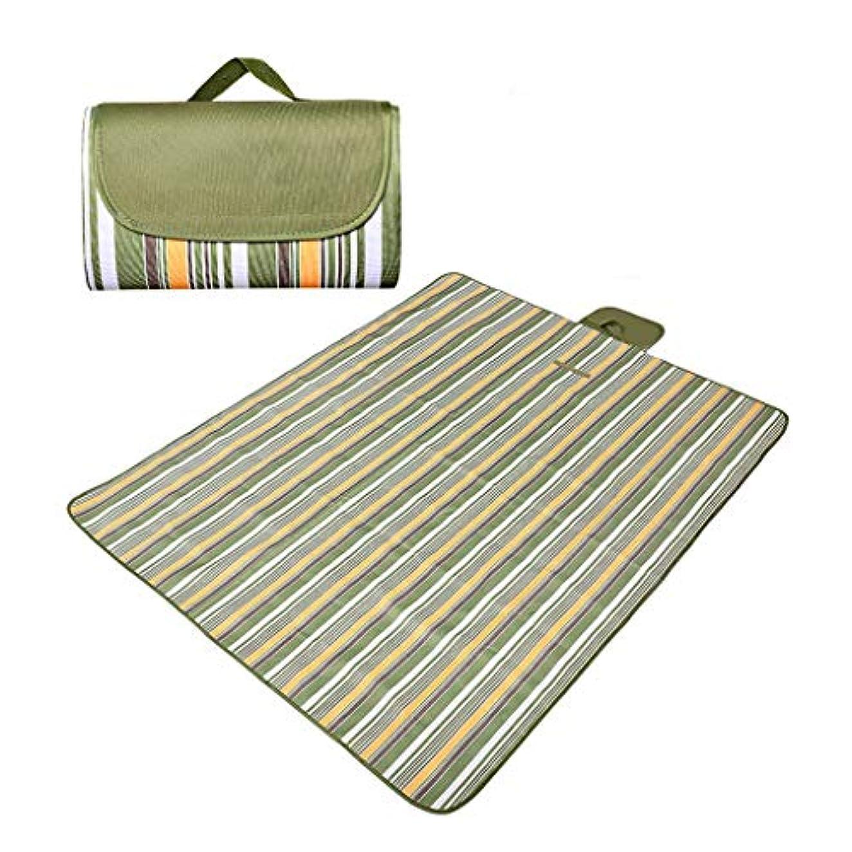 急降下音声一見ピクニックのための折り畳み式の浜のマット、キャンプのための180 x 140 CmのSandproof屋外 (色 : B)