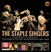 For What It's Worth - The Complete Epic Recordings 1964-1968: 3CD Clamshell Boxset