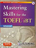 Mastering Skills for the TOEFL iBT Second Edition Listening Book with MP3 CD