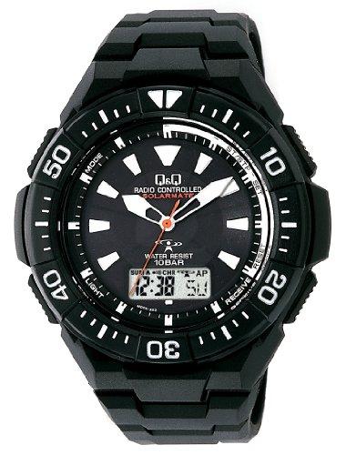 腕時計 シチズンCBM 電波ソーラーウォッチ MD06-302 シチズン