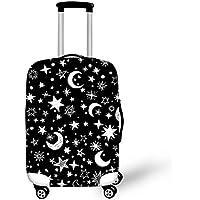 FOR U DESIGNS(JP) スーツケースカバー 伸縮素材 傷から保護 盗難防止 防塵